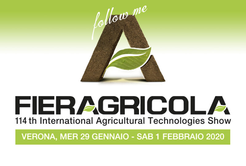 Fieragricola Exhibition in Verona, Italy