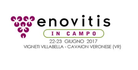 Fiera Enovitis in Campo, 22 - 23 Giugno 2017, Verona