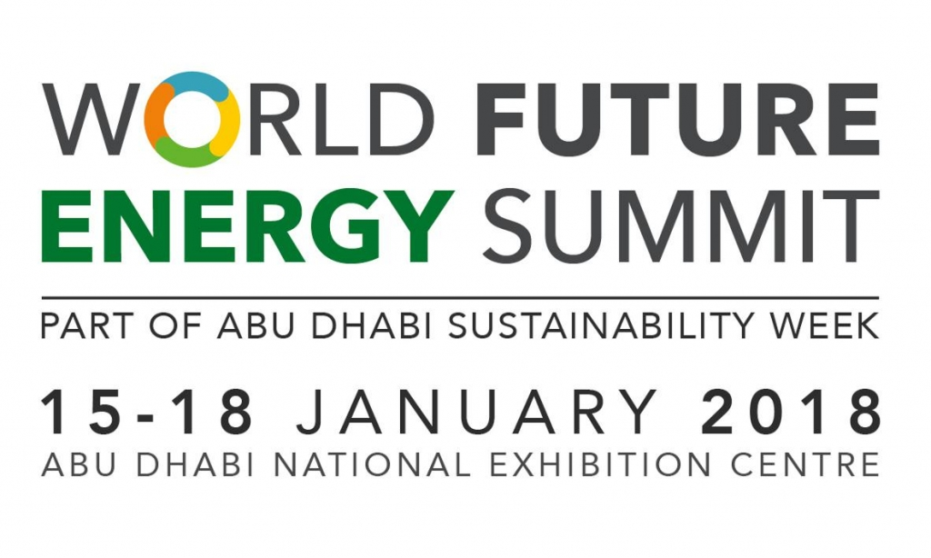 Fiera World Future Energy Summit 15 - 18 Gennaio 2018